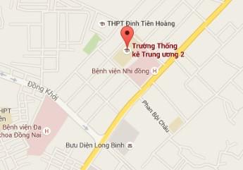 Bản đồ công ty CP Chữ ký số Việt CA