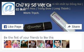 Chữ ký số Đồng Nai Việt CA